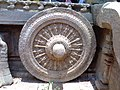 A wheel of hundred pillared mandapam.jpg