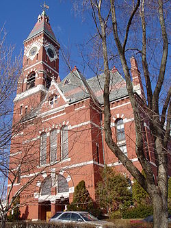 Abbot Hall - Mablehead, Massachusetts.JPG