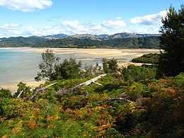 Abel Tasman National Park beach autumn.jpg