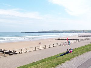 Aberdeen Beach 2006