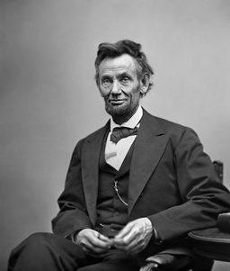 Abraham Lincoln O-116 by Gardner, 1865