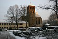 Abteikirche in Alt-Hamborn, Winter 2010 - 2011.jpg