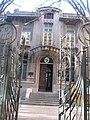 Acceso a la Escuela Brasil, nº 17, sobre la Avenida Brasil esquina 26 de Marzo, en el barrio de Pocitos..JPG