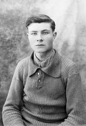 Achille Souchard - Achille Souchard in 1920
