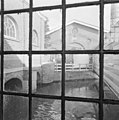 Achterzijde in stroom opening met loopbrug en ketelhuis. - Halfweg - 20099882 - RCE.jpg