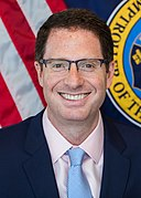 Acting Comptroller of the Currency Brian P. Brooks.jpg