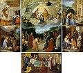 Adam Elsheimer - Hausaltar mit sechs Szenen aus dem Leben der Jungfrau Maria.jpg