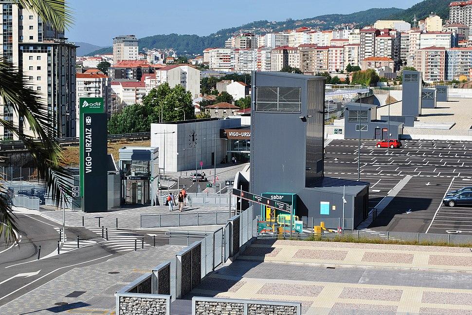 Adif Alta Velocidad Vigo-Urzáiz