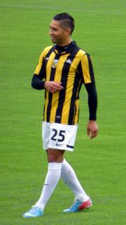 Adnane Tighadouini Footballer