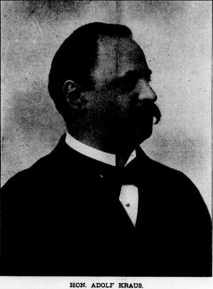 Adolf Kraus - Image: Adolf Kraus