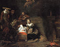 Adoration by the shepherds, by Samuel van Hoogstraten.jpg