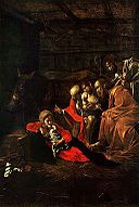 Adoration of the Shepherds-Caravaggio (1609).jpg