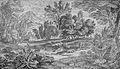 Adriaen van der Kabel - Paysage arcadique, avec une rivière, et une ville au pied d'une montagne.jpg