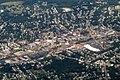 Aerial view of Norwood, Massachusetts, July 2019.JPG