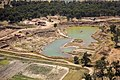 Aerial view of a sand and gravel quarry in East Wagga Wagga.jpg