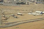 Aerial view of the aircraft graveyard at Cairo International Airport.jpeg