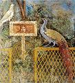 Affresco di giardino da pompei, museo archeologico nazionale, napoli.jpg