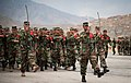 Afghan National Army (ANA) cadets practice drills on the parade grounds at the Afghan National Defense University in Kabul, Afghanistan, May 7, 2013 130507-F-OF869-008.jpg