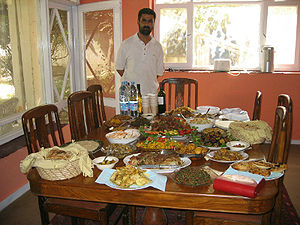 Afghan cuisine wikipedia other afghan food itemsedit forumfinder Image collections