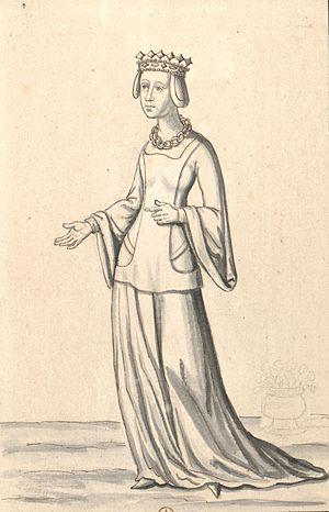 Agnes of Burgundy, Duchess of Bourbon