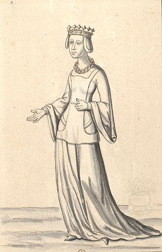 Agnes of Burgundy, Duchess of Bourbon - Image: Agnes of Burgundy, Duchess of Bourbon