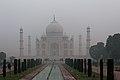Agra-Taj Mahal-Visit opening-20131019.jpg