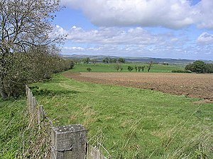 Abberwick - Image: Agricultural landscape geograph.org.uk 438642