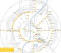 Ahmedabad BRTS Network Map.png