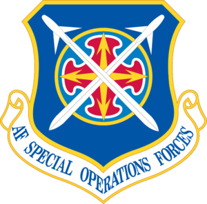 Emblem of Air Force Special Operations Forces ...