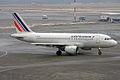 Air France, F-GRHZ, Airbus A319-111 (16430756036).jpg