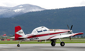 Air Tractor - Image: Air Tractor AT 802 (N804MA)