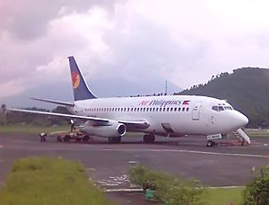 Air Phillipines Boeing 737