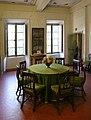 Ajaccio, maison bonaparte, sala da pranzo 02.jpg