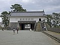 Akagane Gate from the west.jpg