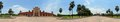 Akbar Mausoleum and Southern Gateway - 360 Degree View - Sikandra - Agra 2014-05-14 3632-3641 Archive.TIF