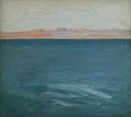 Akseli Gallen-Kallela Punainen meri,Suez Red Sea,Suez.png