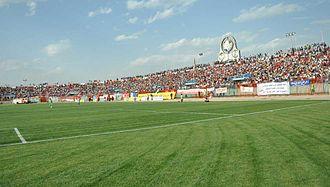 Al-Hasakah - Bassel al-Assad Stadium