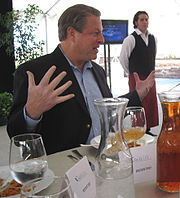 Gore at the Ansari X Prize Executive Summit, October 19, 2006