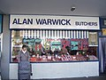Alan Warwick Butchers - geograph.org.uk - 1571503.jpg