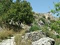 Alanya - Weg vom Hafen-Roten Turm zur Nordbastion per Fuß weg von der Strasse - direkt hoch - panoramio (1).jpg