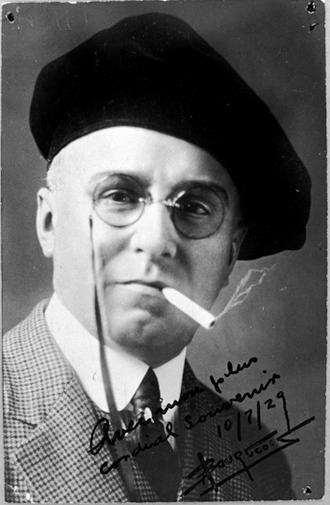 Albéric Bourgeois - c. 1929