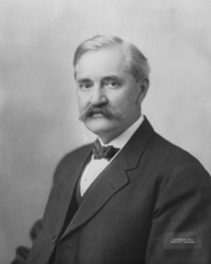 67th United States Congress - President pro tempore Albert B. Cummins