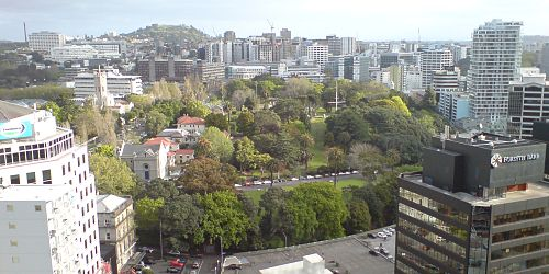 Albert Park Albert Park From Lumley Centre Building.jpg