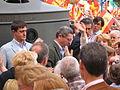 Alberto Ruiz-Gallardon y Esperanza Aguirre en la manifestacion contra la politica antiterrorista del gobierno convocada por la AVT (12 de mayo de 2007).jpg