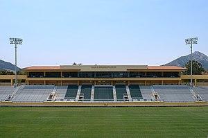 Alex G. Spanos Stadium - Image: Alex G. Spanos Stadium 2