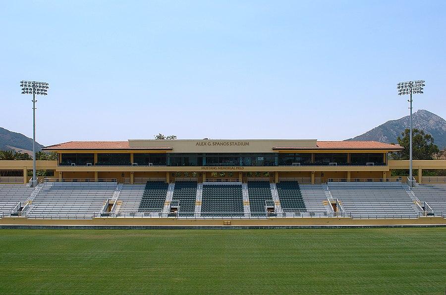 Alex G. Spanos Stadium