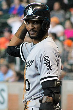 Alexei Ramirez Minute Maid Park Houston May 2015.jpg