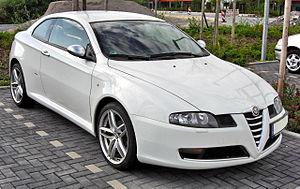 Alfa Romeo GT - Image: Alfa GT 20090801 front