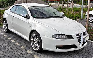 Alfa Romeo GT Motor vehicle