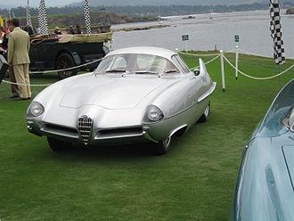 Alfa Romeo BAT - 1955 Alfa Romeo BAT 9